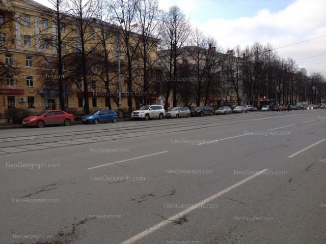 Адрес(а) на фотографии: проспект Ленина, 62/2, 64, 66, Екатеринбург