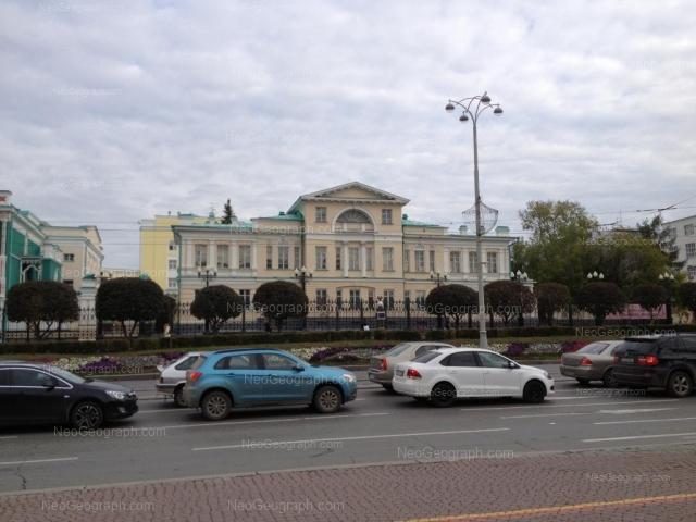 Адрес(а) на фотографии: проспект Ленина, 35, 37, Екатеринбург
