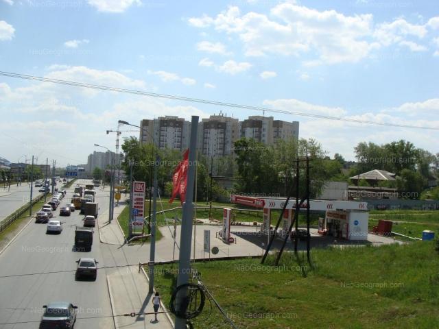 Адрес(а) на фотографии: улица Щербакова, 1а, Екатеринбург