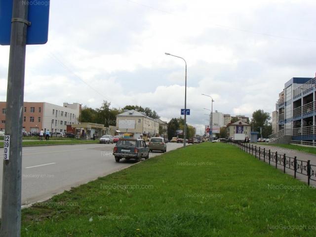 Адрес(а) на фотографии: улица Сулимова, 46, 50, Екатеринбург