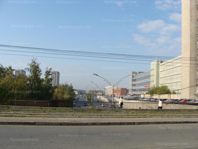 Адрес(а) на фотографии: Волгоградская улица, 193, Екатеринбург