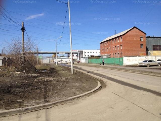 Адрес(а) на фотографии: Проходной переулок, 1, Екатеринбург