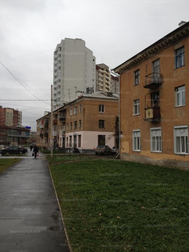 Адрес(а) на фотографии: улица Учителей, 1, 2Б, 3, Екатеринбург