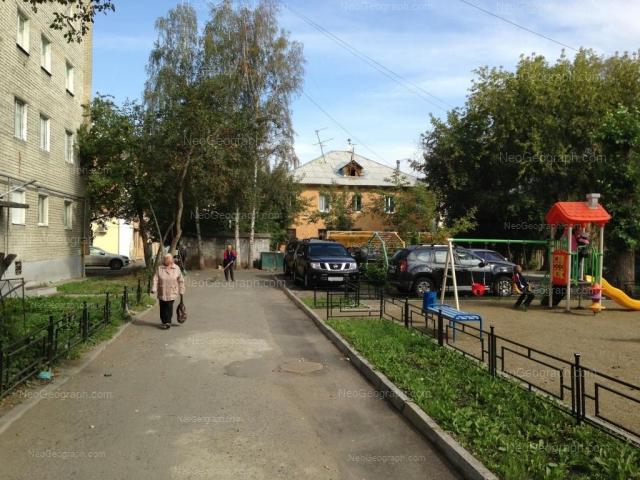 Адрес(а) на фотографии: Заводская улица, 15 к5, Екатеринбург