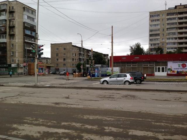 Адрес(а) на фотографии: Коммунистическая улица, 18, 85, Екатеринбург