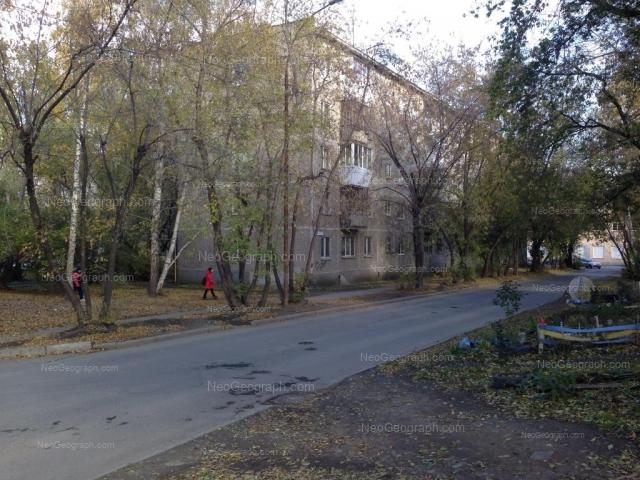 Адрес(а) на фотографии: Ученический переулок, 5, Екатеринбург