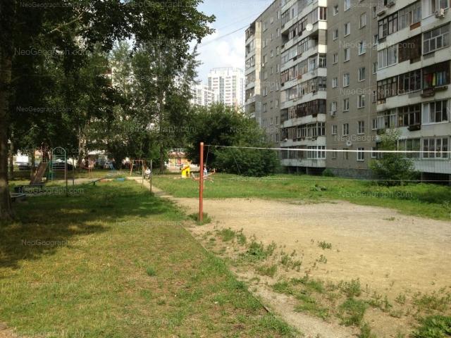 Адрес(а) на фотографии: улица Фрезеровщиков, 41, Екатеринбург