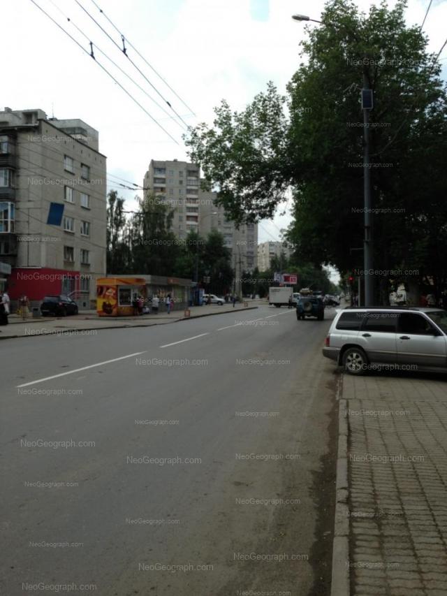 Адрес(а) на фотографии: улица 40-летия Октября, 58, 60, 78, Екатеринбург