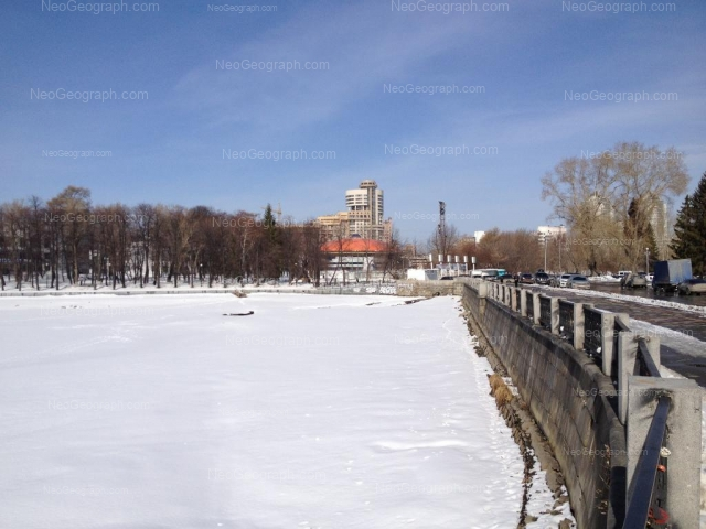 Address(es) on photo: Eremina street, 10, 12, Yekaterinburg