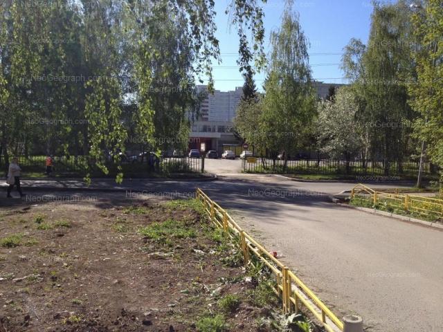 Address(es) on photo: Reshetnikova driveway, 5, Yekaterinburg