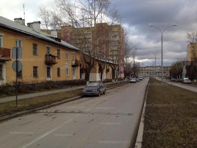 Address(es) on photo: Pribaltiyskaya street, 11, Yekaterinburg