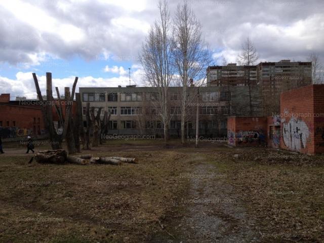 Адрес(а) на фотографии: улица Бебеля, 122А, 122Б, 126, Екатеринбург