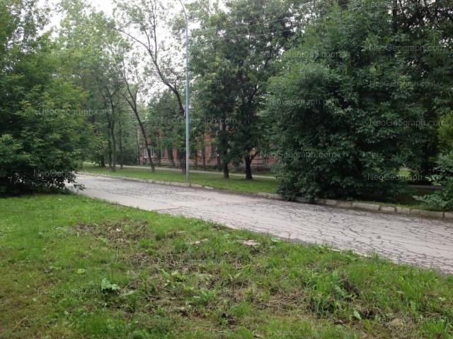 Address(es) on photo: Donskaya street, 41, Yekaterinburg
