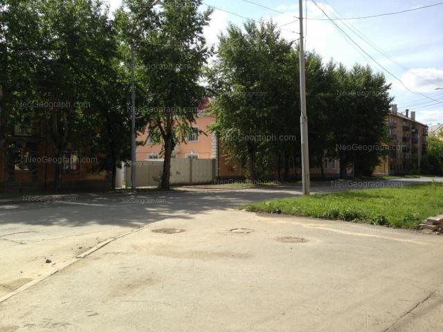 Адрес(а) на фотографии: улица XXII Партсъезда, 13, 13А, Екатеринбург