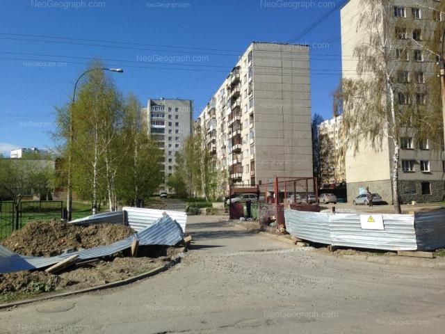 Адрес(а) на фотографии: Ангарская улица, 52/3, 54, 54а, 56, Екатеринбург