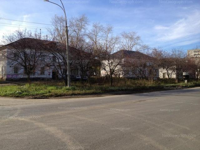 Address(es) on photo: Varshavskya street, 4, 8, 12, Yekaterinburg