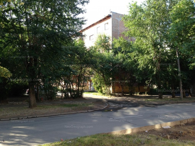 Адрес(а) на фотографии: улица Индустрии, 52, Екатеринбург