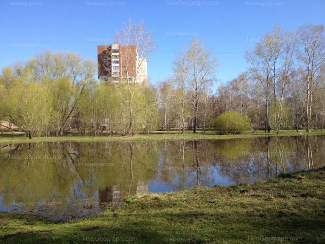Адрес(а) на фотографии: Ясная улица, 14, Екатеринбург