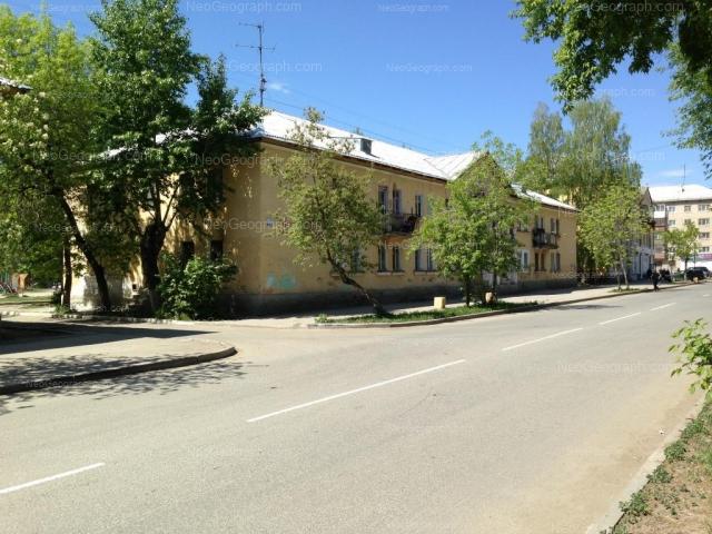 Адрес(а) на фотографии: Донбасская улица, 22, 23, Екатеринбург
