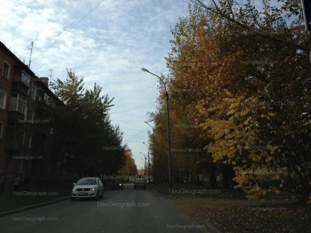 Address(es) on photo: Lomonosova street, 28, 57, Yekaterinburg