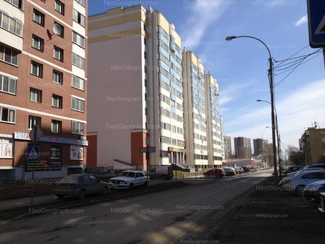 Адрес(а) на фотографии: улица Пехотинцев, 2/1, 3/2, 3/3, Екатеринбург