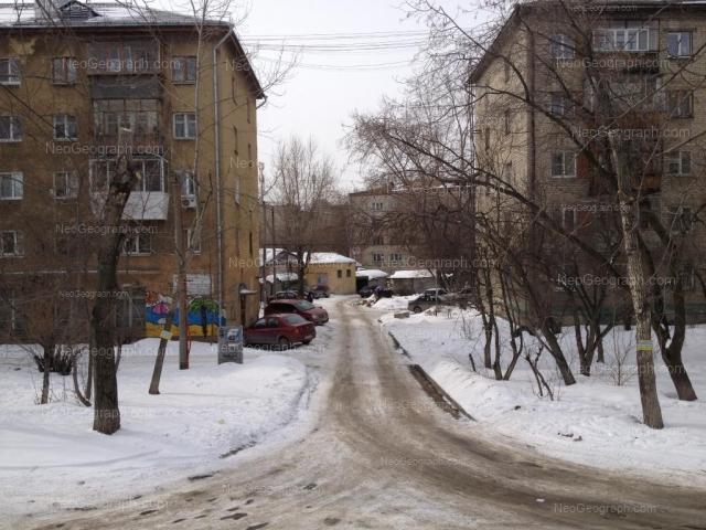 Адрес(а) на фотографии: Шарташская улица, 21, 25, Екатеринбург
