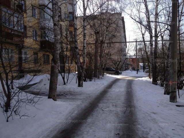 Адрес(а) на фотографии: Технологическая улица, 3, Екатеринбург