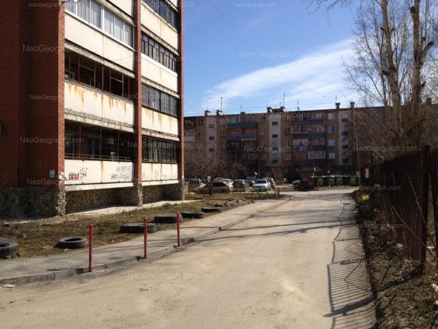 Адрес(а) на фотографии: улица Пехотинцев, 2/2, 2/3, Екатеринбург