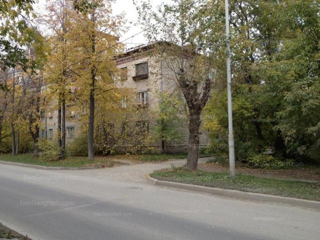 Адрес(а) на фотографии: улица Летчиков, 8, Екатеринбург