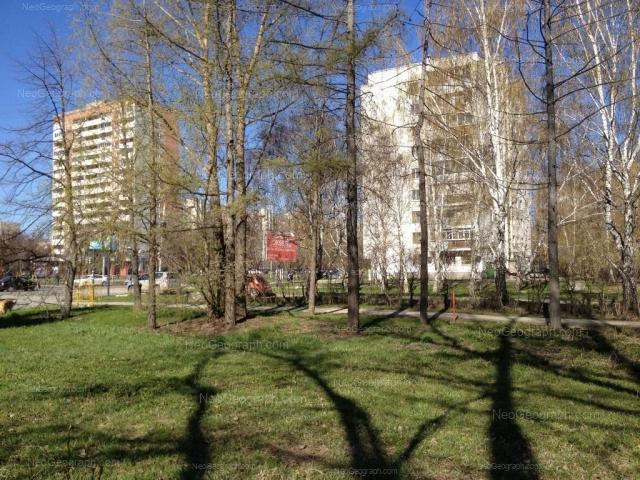Адрес(а) на фотографии: улица Шаумяна, 84, 93, Екатеринбург