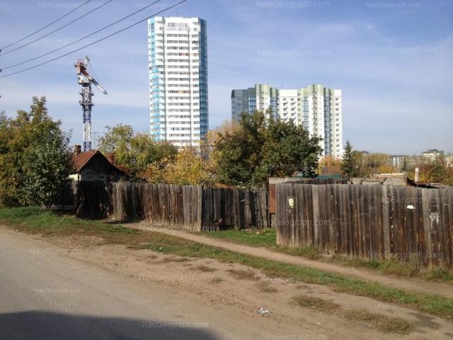 Адрес(а) на фотографии: Самолётная улица, 23, Екатеринбург