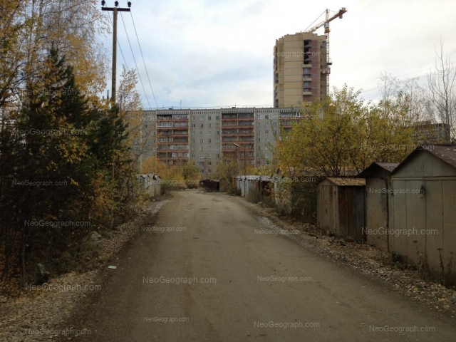 Address(es) on photo: Krasnolesiya street, 14/3, Yekaterinburg