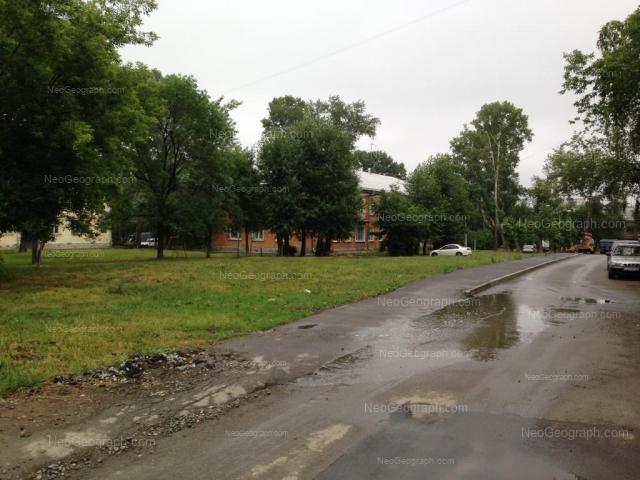 Адрес(а) на фотографии: Симбирский переулок, 9, Екатеринбург