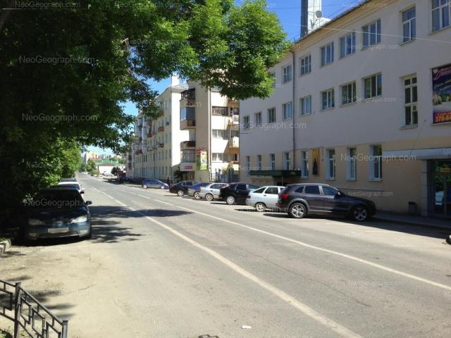 Address(es) on photo: Sakko i Vantsetti street, 57, 57Б, Yekaterinburg