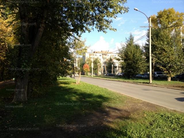 Адрес(а) на фотографии: улица Чайковского, 87, Екатеринбург