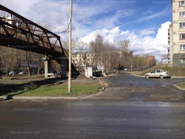 Адрес(а) на фотографии: улица Миномётчиков, 58, 62, Екатеринбург