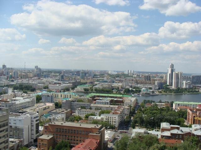Address(es) on photo: Pervomaiskaya street, 9, 18, 22, Yekaterinburg