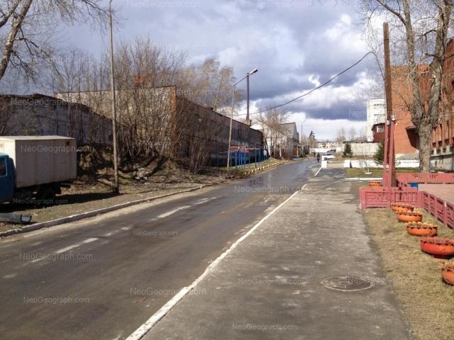 Адрес(а) на фотографии: улица Паровозников, 46/2, Екатеринбург