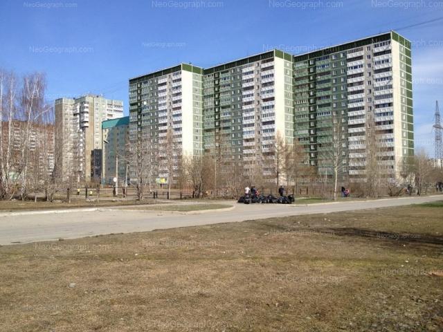 Адрес(а) на фотографии: проспект Седова, 26, 26/2, 26/3, Екатеринбург