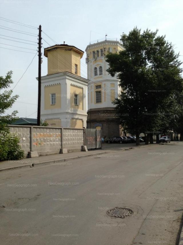 Address(es) on photo: Vokzalnaya street, 13а, Yekaterinburg