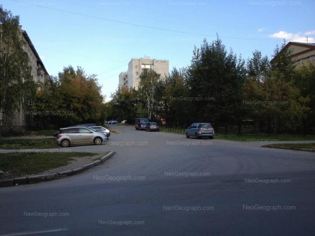 Адрес(а) на фотографии: Заводская улица, 43/2, 45, 45А, Екатеринбург