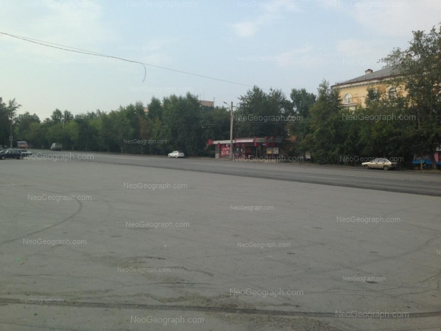 Адрес(а) на фотографии: улица Старых Большевиков, 25, Екатеринбург