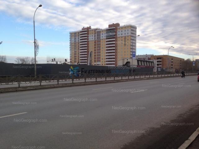Address(es) on photo: Mashinnaya street, 1, 1к3, 3А, Yekaterinburg