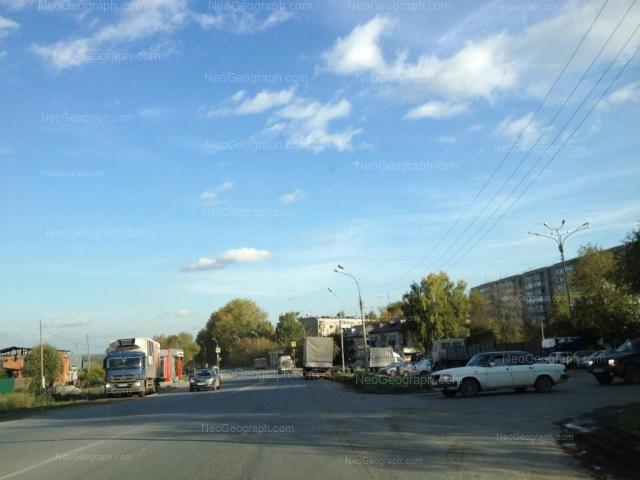 Address(es) on photo: Varshavskya street, 28, 30, 32, 34, Yekaterinburg