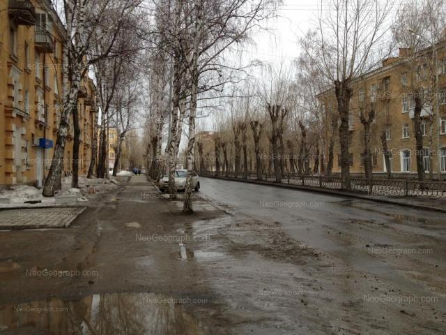 Адрес(а) на фотографии: улица Баумана, 2А, 3, 4Б, 7, Екатеринбург