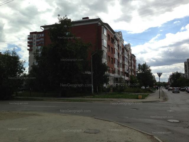 Адрес(а) на фотографии: улица Уральских Рабочих, 44, Екатеринбург