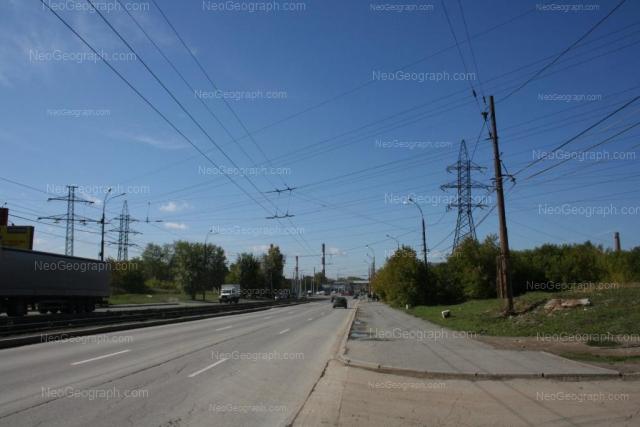Address(es) on photo: Frontovikh Brigad street, 6, Yekaterinburg