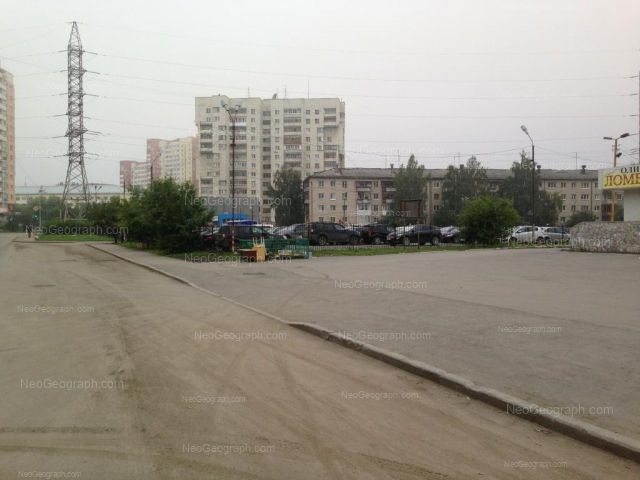 Адрес(а) на фотографии: улица Красных Командиров, 1А, Екатеринбург