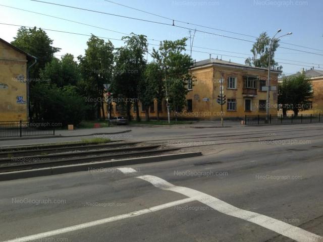 Адрес(а) на фотографии: улица Калинина, 77, Екатеринбург