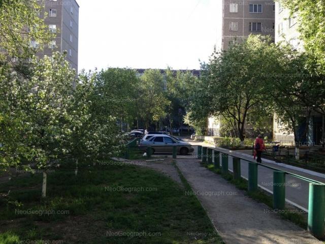 Адрес(а) на фотографии: улица Амундсена, 68, 72, 73, 74, Екатеринбург